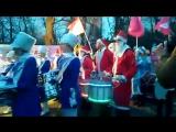 Парад снегурочек в Ростове, 29.12.2017 - Это Ростов-на-Дону!