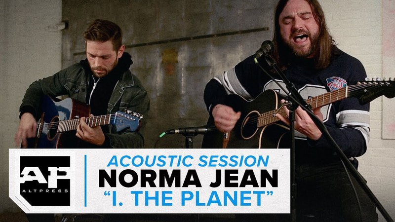 Norma Jean - I. The Planet (Acoustic Performance)