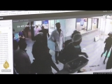 #WATCH Footage has emerged showing the Israeli army raiding a hospital in East Jerusalem. A man they tried to arrest died.