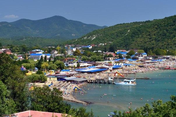Автобусный тур на Черное море из Миасса — п.Архипо-Осиповка