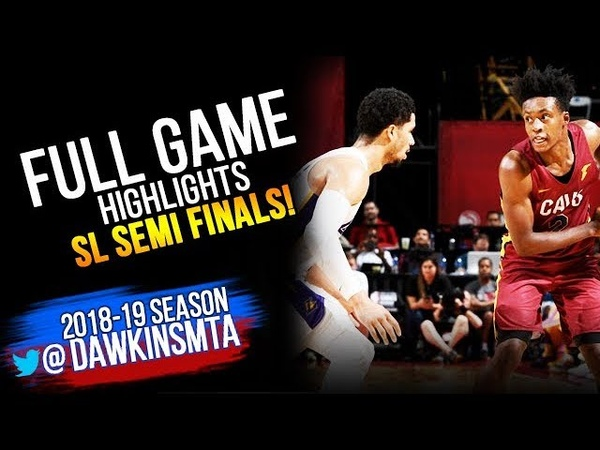LA Lakers vs Cleveland Cavaliers Full Game Highlights | July 16, 2018 Summer League Semi Finals