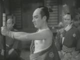 История лучников Сандзюсангэн-до (1945) Япония (рус. субтитры)