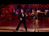 Alexandra Gorka Argentine Tango to Mi Confession by Gotan Project - Strictly Come Dancing 2017