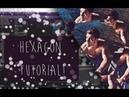 HEXAGON AFTER EFFECTS 12