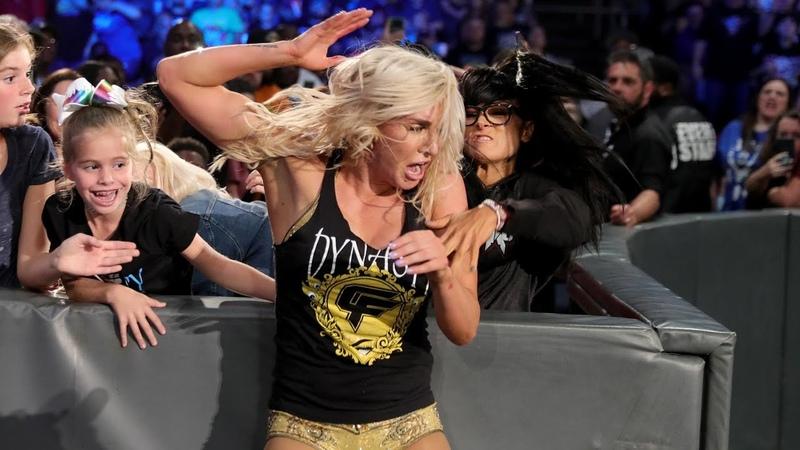 BLOG video Charlotte Flair vs Sonya Deville SmackDown Live September 11 2018 FULL MATCH HD