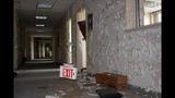 Abandoned Singer Mental Health Center in Rockford Illinois
