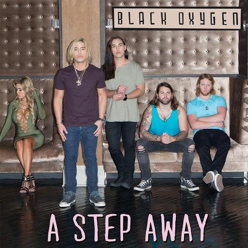 Black Oxygen альбом A Step Away