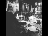 Dirk Verbeuren and Kiko Loureiro jamming at Hard Rock Cafe Boston December 2016