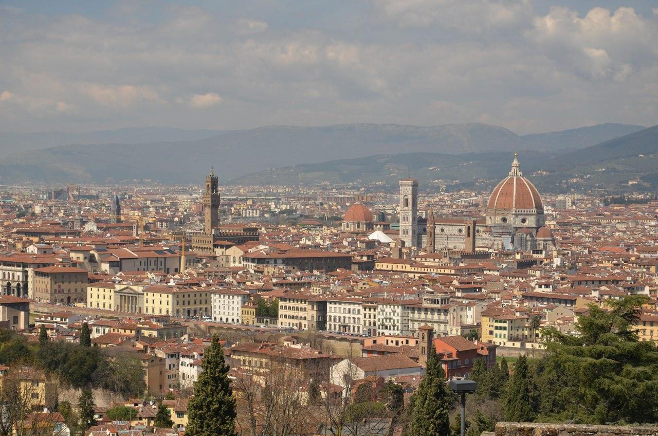 mb5ZsxjBAJY Флоренция - жемчужина Европы.