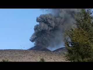 Gunung Anak Krakatau (5 августа 2018)