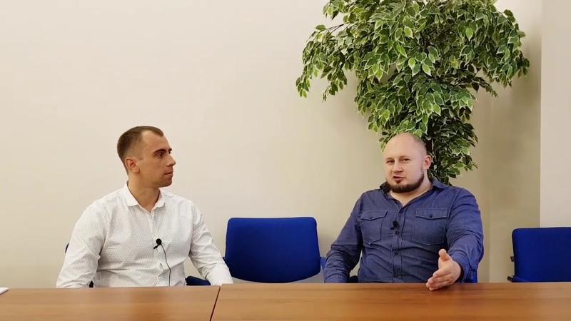 Сергей Савоськин организатор конференции по биометрии в МИНСКЕ.
