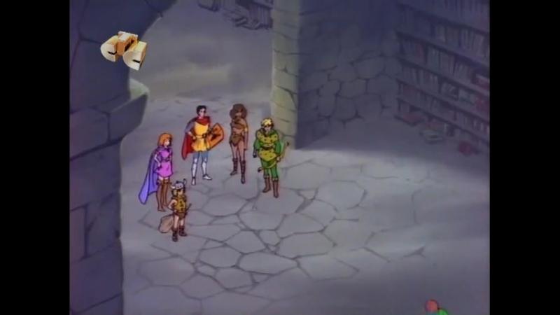 Подземелья и Драконы 1.1 Завтра не наступит The Night of No Tomorrow Dungeons and Dragons