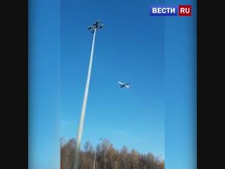 Тайна зависшего самолета: что случилось во Внукове