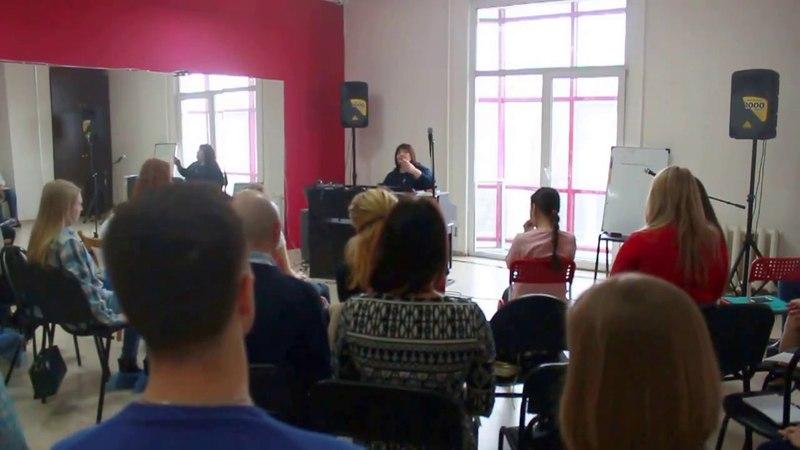 Мастер - класс по джазовому вокалу от Соболевой Н. И.