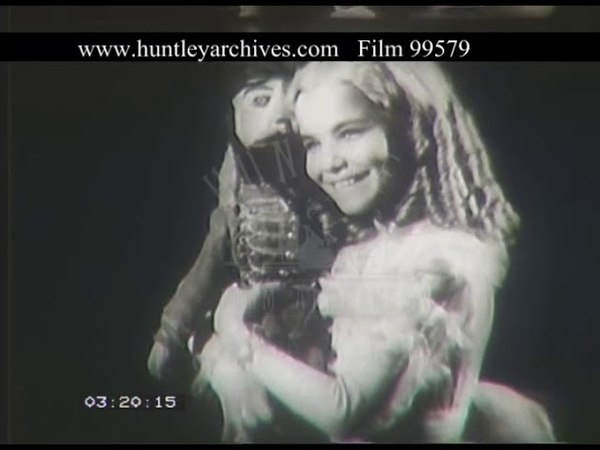 Scene From The Nutcracker Ballet, 1960s - Film 99579