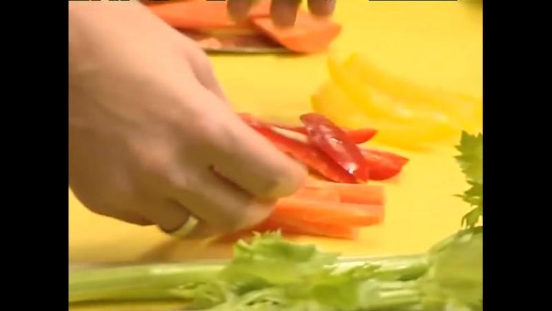 Александр Белькович - овощи крудите