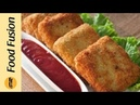 Crispy Box Patties Recipe By Food Fusion Ramzan special recipe