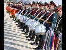 Русский военный марш на малом барабане