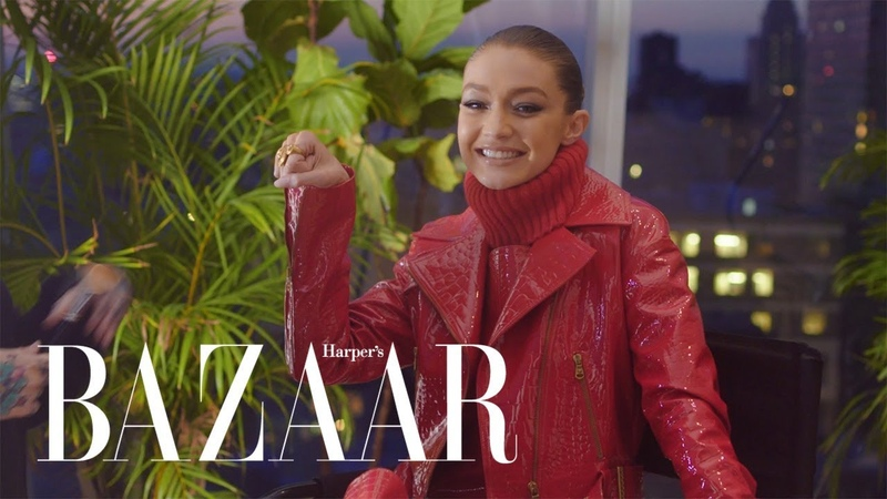 Gigi Hadid Shares 5 Things You Didnt Know About Her | The Last Five | Harpers BAZAAR