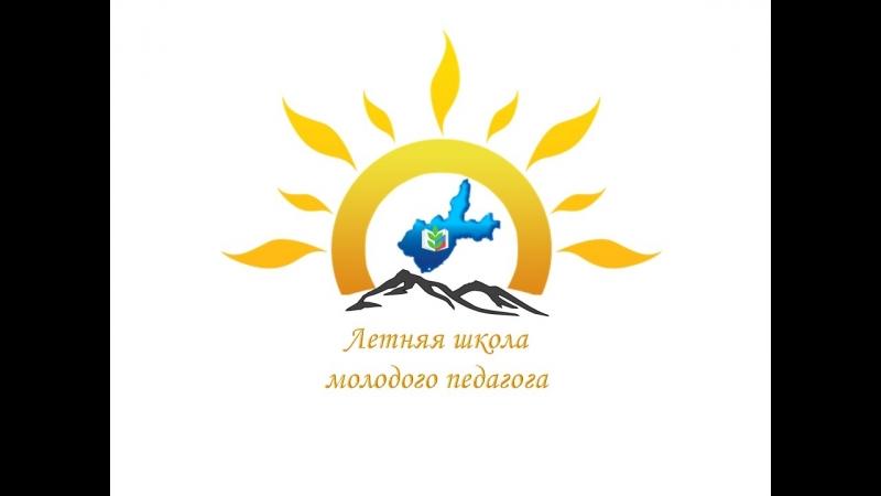 VII Летняя школа молодого педагога Иркутской области (2018)
