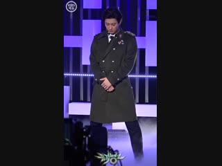 181102 EXO - Tempo Music Bank Comebacke Stage (Chanyeol Focus)