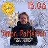 15.06 Simon Patterson в Африке 19.00