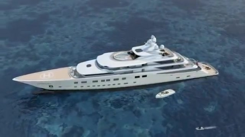 105m Oceanco Project by Tim Heywood