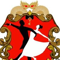 """Логотип Клуб культурного досуга """"Разрешите пригласить!"""""""