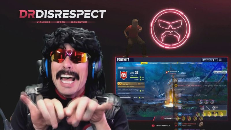 THE SUFFERING OF DRDISRESPECT