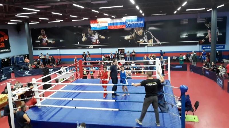 тайский бокс синий угол победа! ! ! Амет Паллыев