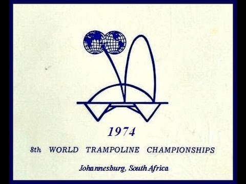 Trampoline History - 1974 (Part 1) World Trampoline Championships