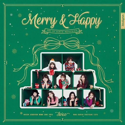 Twice альбом Merry & Happy