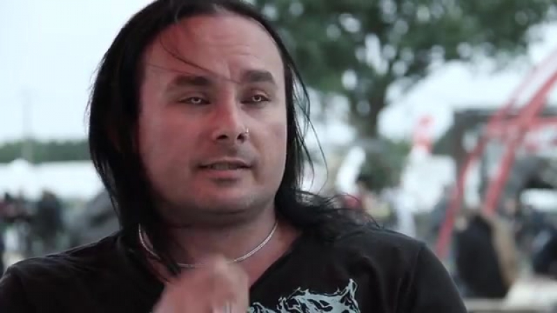 Cradle Of Filth singer Dani Filth 2011 interview about black metal - Raw Uncut