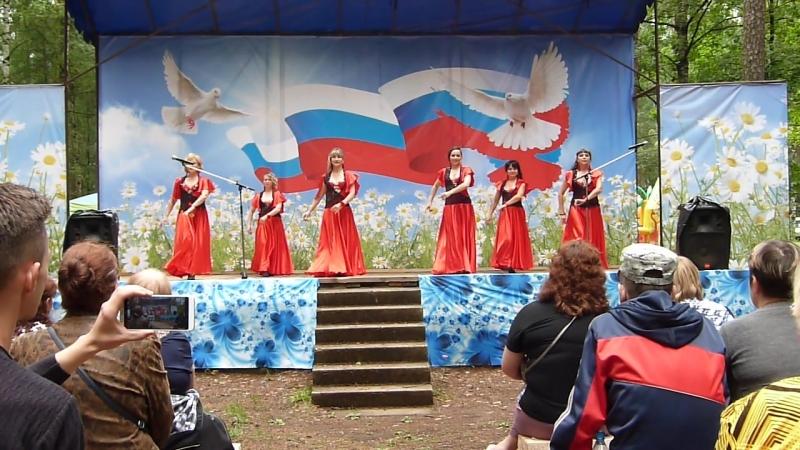 Андалузия. Шоу-группа восточных танцев ДЖАЛИЛА