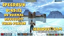 Serious Sam: The Second Encounter - SpeedRun - 0:45:12 (Normal Difficulty Third Person)