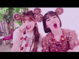 · Sns · 180421 · Обновление фанкафе Oh My Girl — Раздел From Oh My Girl ·