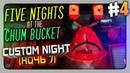 ЖЕСТЬ НОЧЬ 7 CUSTOM NIGHT ✅ Five Nights at the Chum Bucket Прохождение 4