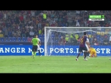 Суперкубок Испании. «Севилья» – «Барселона». Гол Дембеле 1:2