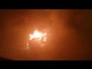 В Шелехове сожгли «Инфинити» главы города