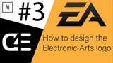 HOW TO DESIGN THE ELECTRONIC ARTS LOGO #3