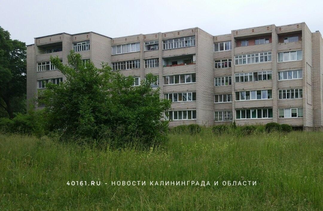 В Советске у  коммунальщиков вышла из строя косилка