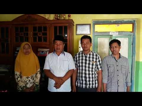 Dewan guru SMK ds Soket laok kec Tragah kab Bangkalan deklarasi anti hoak