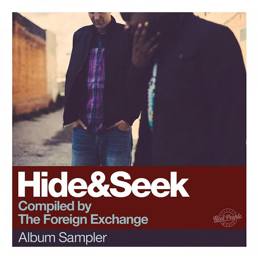 The Foreign Exchange альбом Hide&Seek (Album Sampler)