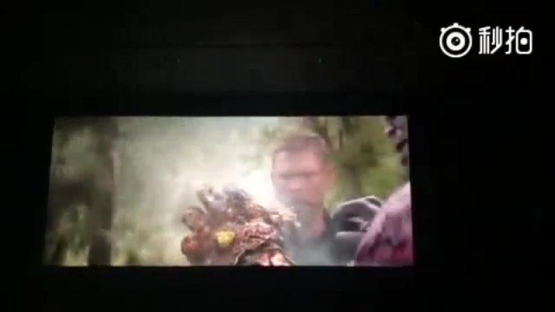 Avengers: Infinity War война бесконечности спойлер