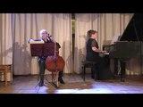 Robert Schumann Fantasy Pieces Op.73 for cello piano