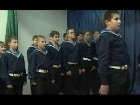 Присяга морских кадетов