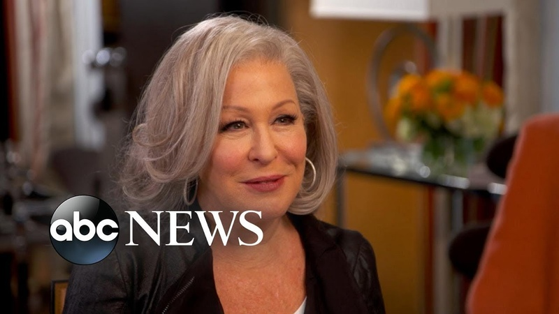 Bette Midler calls Hello, Dolly the role of a lifetime