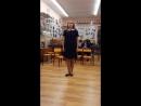 Шамрай Ангелина - конкурс чтецов 7-8 классы