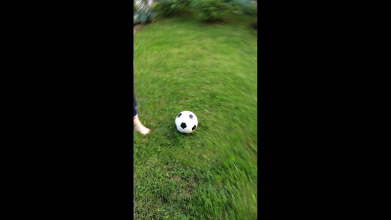 Мой футболист