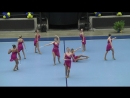 World Baton Twirling Championships - Team Canada (fourth place)
